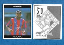 Crystal Palace Mark Bright S10